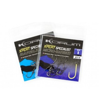 XPERT SPECIALIST MICRO BARBED HOOKS - SIZE 16