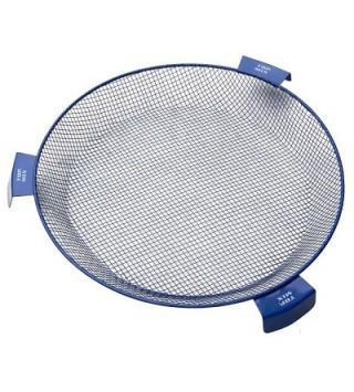 Etetőanyag törő szita dézsára, 4 mm