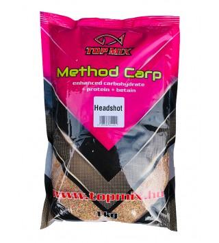Method Carp Headshot (Kéksajt - Kagyló)