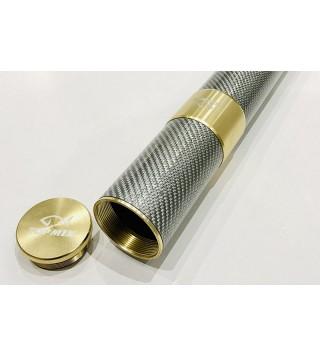 Carbon Topszet tartó cső - Silver